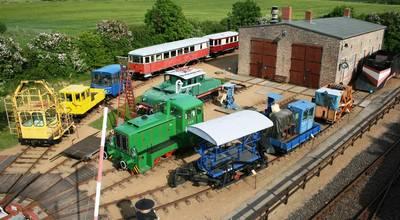 Mehr zu Eisenbahnmuseum Gramzow & Museumsbahn
