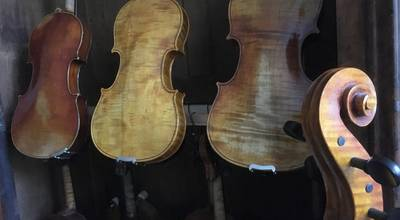 Mehr zu Geigenbauwerkstatt Gert Eichhorn