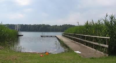 Mehr zu Hardenbeck, Haussee - Haussee Badestelle