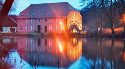 Mehr zu Mühlenmuseum Wassermühle Gollmitz