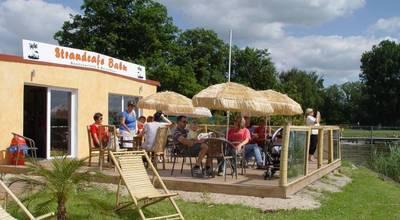 """Mehr zu Gastliegeplatz des Strandcafé """"Balu"""" am Uckersee in Prenzlau"""