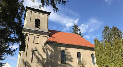 Mehr zu Dorfkirche Rosenow