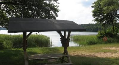 Mehr zu Jakobshagen, Großer Warthesee - Badestelle Stabeshöhe