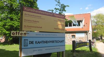 Mehr zu Kunsthandwerkerhof Thomsdorf