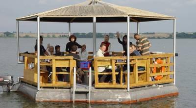 """Mehr zu Bootsvermietung des Strandcafé """"Balu"""" am Uckersee in Prenzlau"""