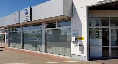 Mehr zu Stromtankstelle am Autohaus Burmeister Prenzlau