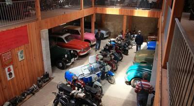 Mehr zu Fahrzeug- und Technikmuseum Fürstenau