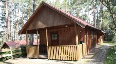Mehr zu Ferienhäuser auf dem Campingplatz am Dreetzsee